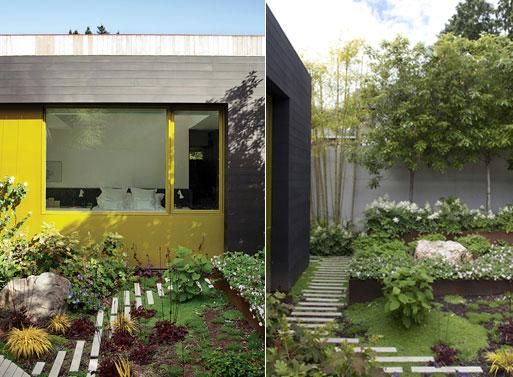 Deam Residence Landscaping