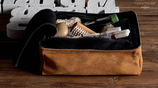 Dopp Kit by Hardgraft