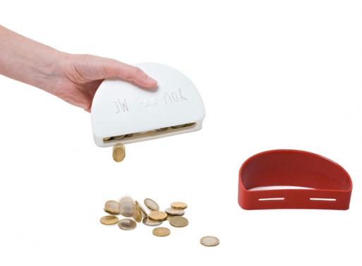 DUEL Saving Bank empty