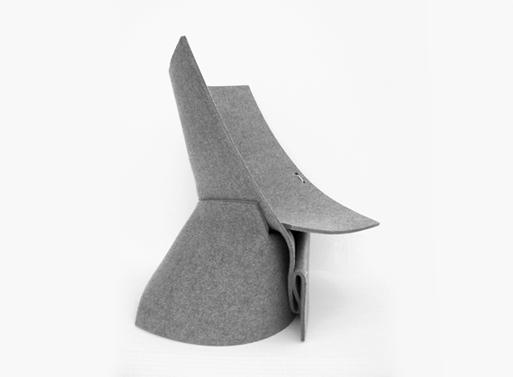 ff1 chair grey