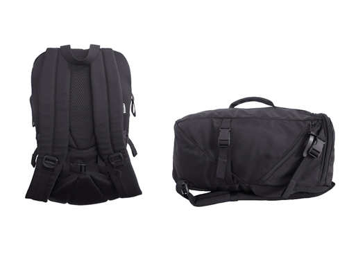 LENORE Capsule Backpack duffle