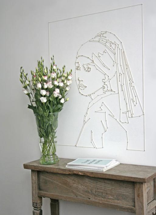 Masterpieces Pattern Meisje