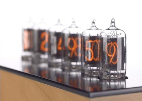 Chronotronix V400 Nixie Clock Accessories Better