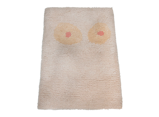 Private Parts Rug 3 by Cold Picnic