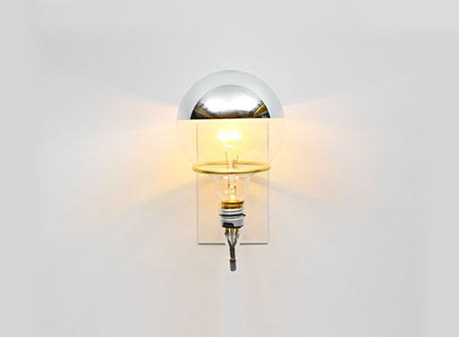 Bare Ring Sconce
