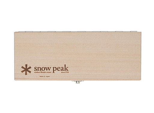Snow Peak Chopping Board Set
