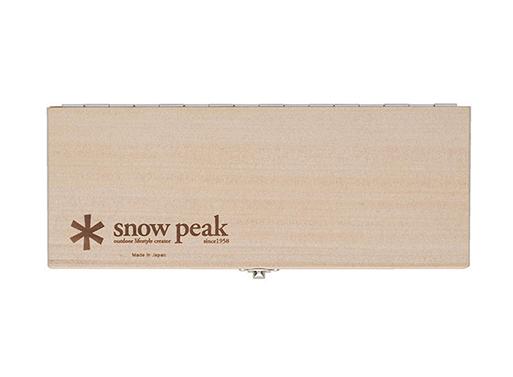 Snow Peak Chopping Board Set