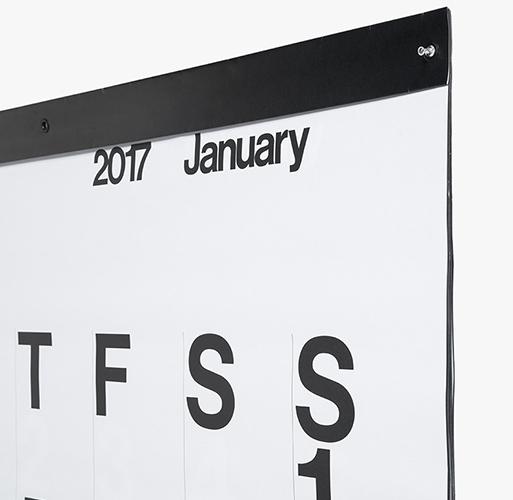 Stendig Calendar 2017
