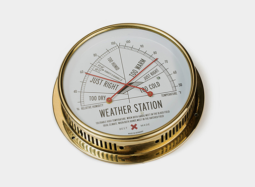 The Weather Station Best Made Co.