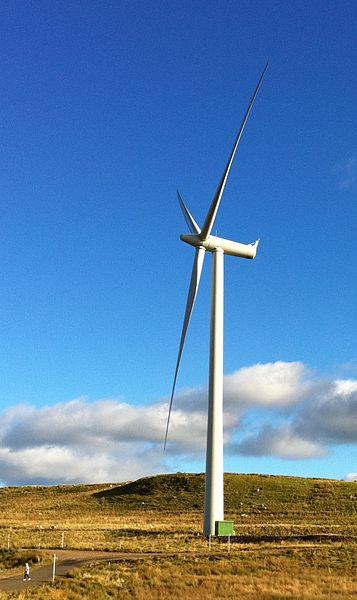 Whitelee wind farm creative commons