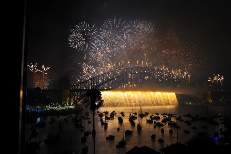 Sydney NYE 2013-14