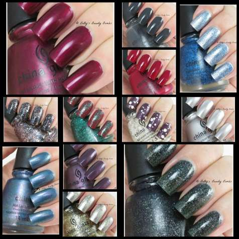 China-Glaze-Twinkle-Holiday-Collection