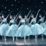 Waltz of the Snowflakes Nutcracker Ballet Print