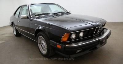1986 BMW 635 CSi | Beverly Hills Car Club