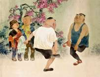 Joyful Remembrance of Lives in Old Suzhou: The Unique Paintings of Xie Yousu