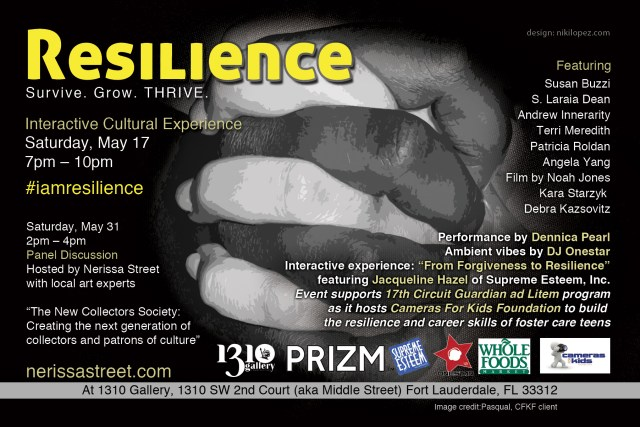 Resilience: May 17