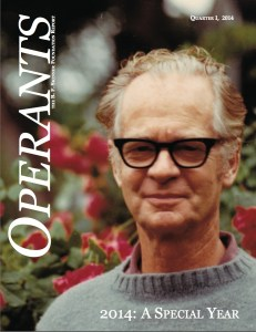 Operants Q1, 2014