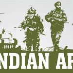 indian army poster