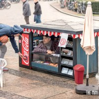 Coca-Cola brand activations: power of happiness proposition