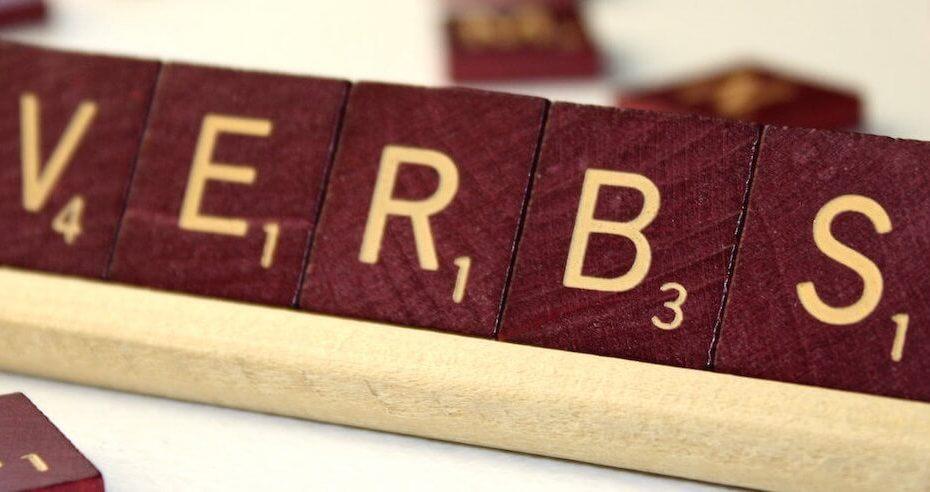 Brand Name as verb