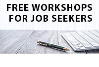 Free job seeker workshops