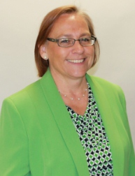 Kathy Malcolm, Director of Planning and Institutional Effectiveness