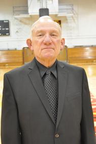 Asst. Coach Pup Dennison