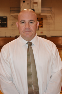 Head Coach Chance Jones