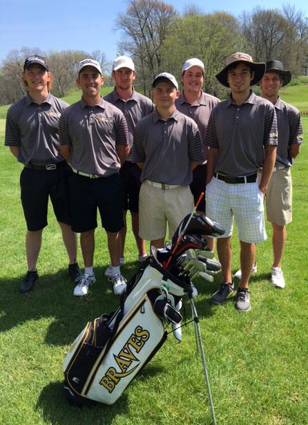 BHC golf team 2016