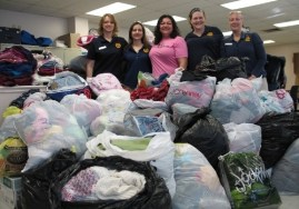 Nursing clothing drive spring 2011