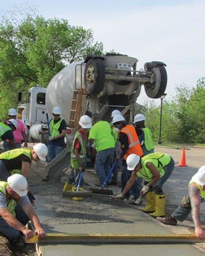 highway construction class