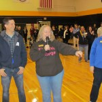 Action Auction - Andy Olson, Marceia Duhm and Darcie Stearns