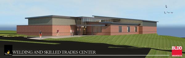 Welding-and-Skilled-Trades-Center-Kewanee-(BLDD-rendering)