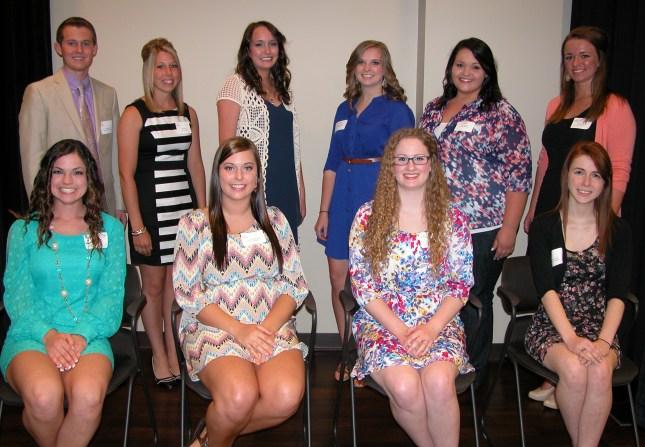 2015 EC Founders Scholars