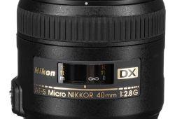 Nikon Af-S Dx Micro Nikkor 40Mm 2.8G
