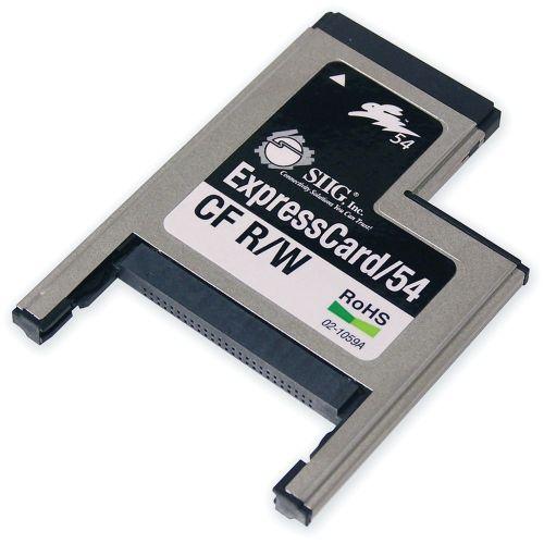 Medium Crop Of Compact Flash Card Reader