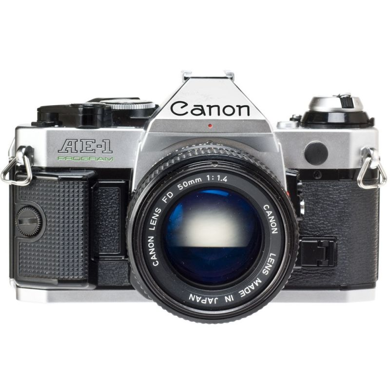 Large Of Canon Ae 1 Manual