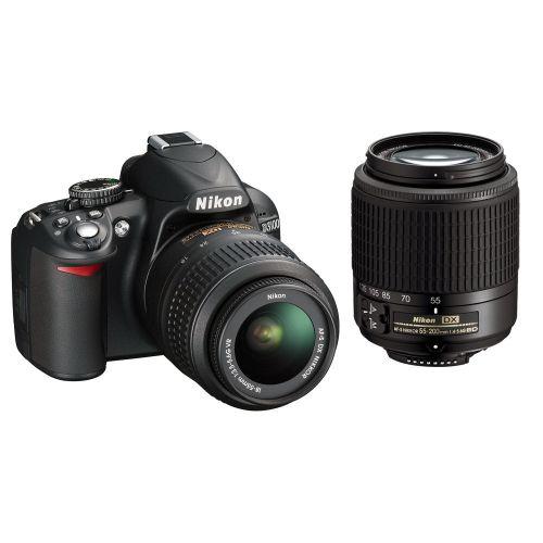 Medium Crop Of Nikon D3100 Lenses