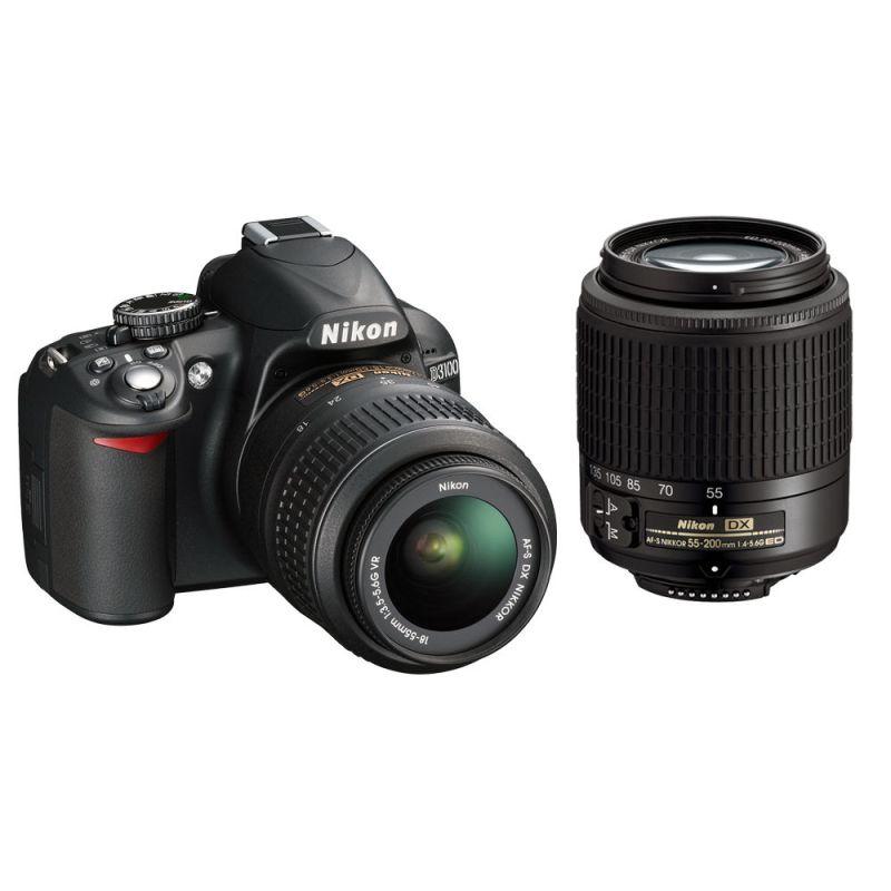 Large Of Nikon D3100 Lenses
