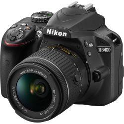 Small Crop Of Nikon D3400 Vs Canon T6