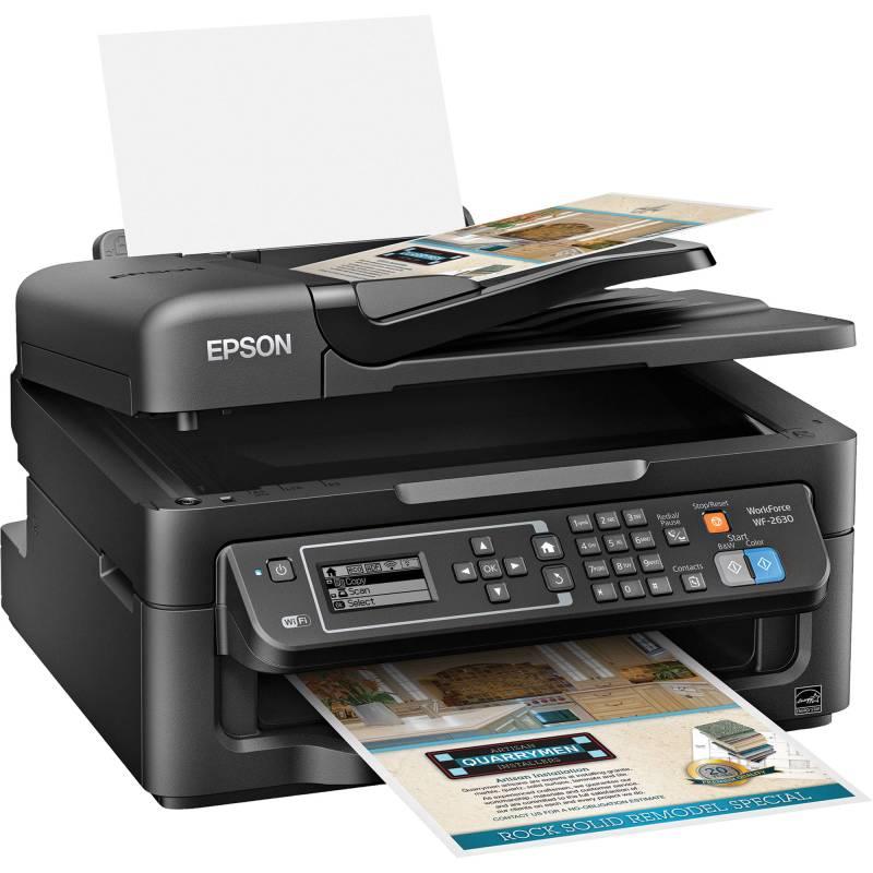 Large Of Epson Printer Not Printing Black