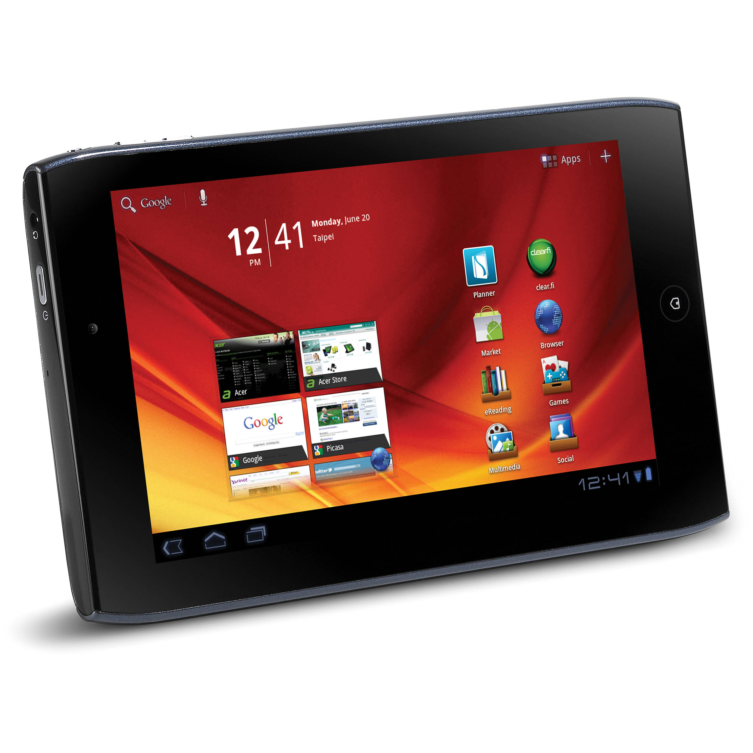 Fullsize Of Acer Iconia Tab A200