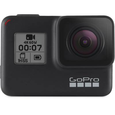 GoPro Hero 7 Black CHDHX-701 HERO7 B&H Photo