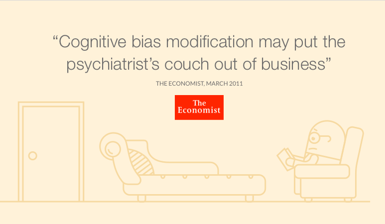 Attentional Cognitive Bias Modification, ACBM