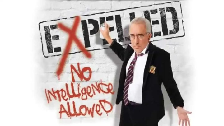 expelled no intelligence allowed