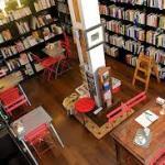 Bibliotecas con aroma a café