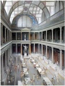 Biblioteca Ulpia