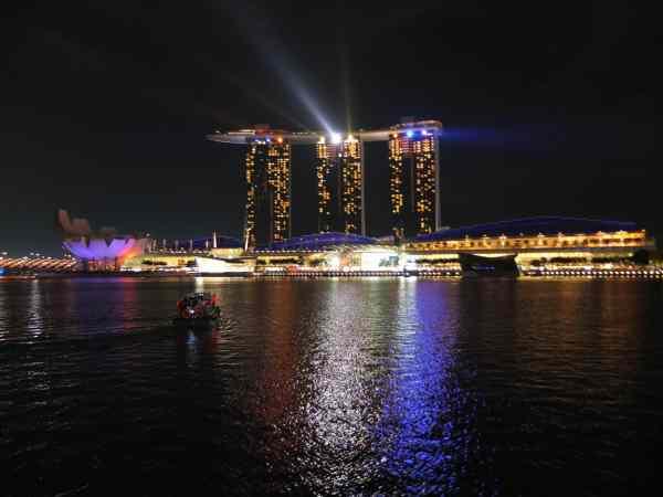 Marina Bay Sands partenaires
