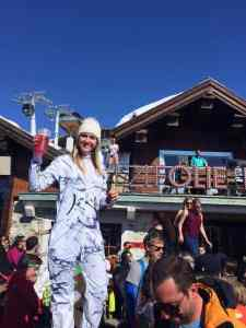 Méribel folie douce