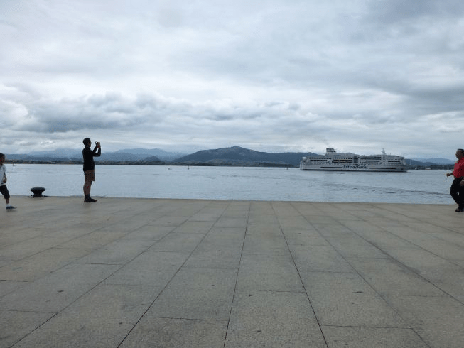 Day 22 Santander Waiting for a boat